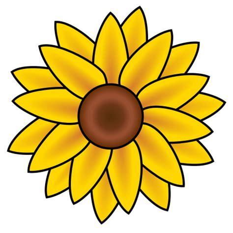 printable artwork free sunflower clip art free printable clipart panda free