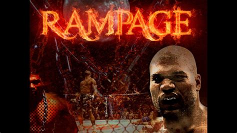 rampage jackson wallpaper  pictures