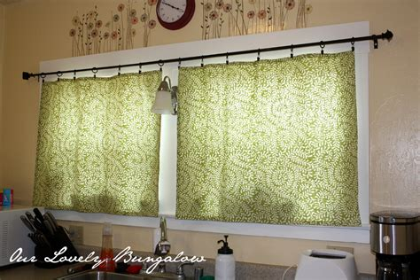 Martha Stewart Curtain Rod Kitchen Curtains