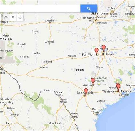 abortion clinics in texas map maps of the day texas abortion clinics vs crisis pregnancy centers