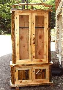 gun cabinet with shelves gun cabinet or fit it with shelves and a rustic