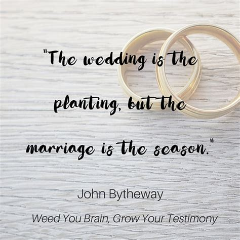 Wedding Quotes Lds by 10 Lds Marriage Quotes That Will Remind You It Is A Gift