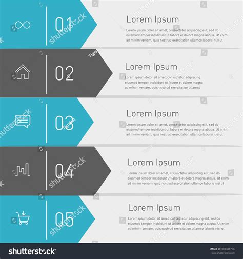 how to create doodle presentation business doodle timeline element infographic easy stock