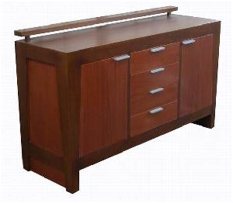 modern mahogany furniture modern java furniture dresser four drawers two doors from