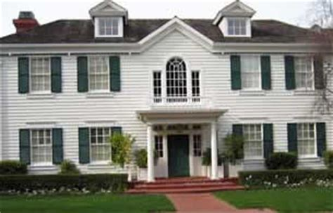 Houses With Cupolas Exterior Wood Shutters Outdoor Wood Shutters Larson