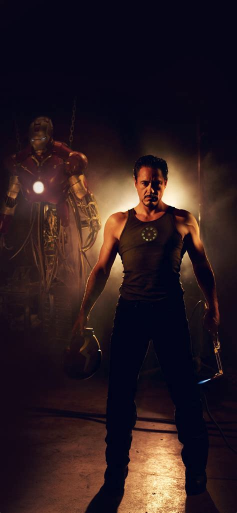 hf ironman avengers art robert downey jr film hero