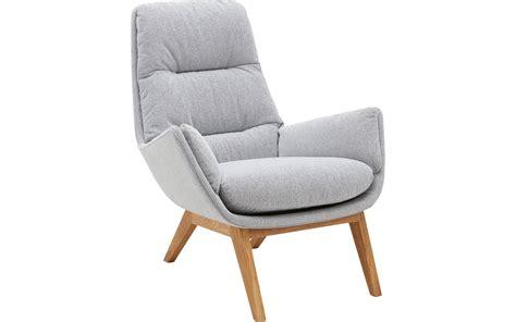grijze moderne fauteuil fauteuil merci grijs stof kopen goossens