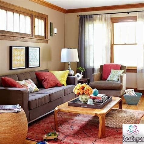 colorful living room 15 rustic living room paint ideas to inspire you decorationy