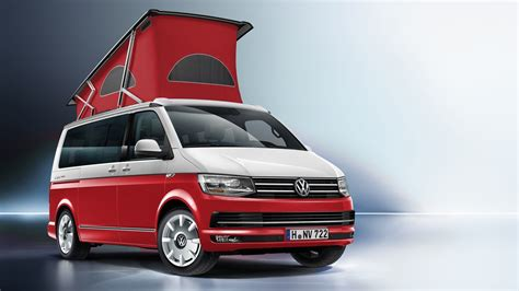 Volkswagen California Cervan Under Consideration For