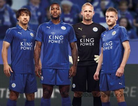 Jersey Go Leicester Away 2016 2017 new leicester city jersey 2016 2017 lcfc home kit