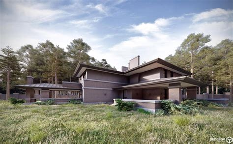 prairie style home on inspirationde prairie house by yunakov architecture caandesign