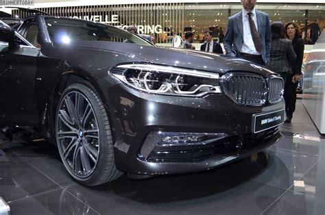 luxury bmw 2017 2017 geneva g31 bmw 540i touring with luxury line i new