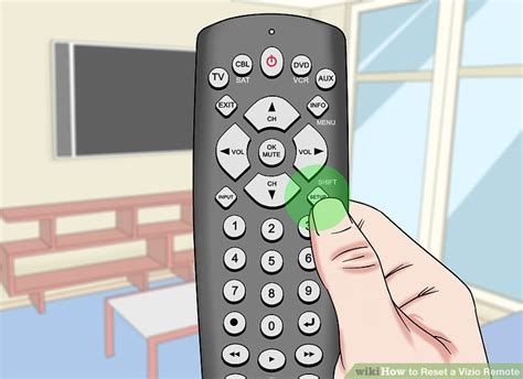 how to reset vizio tv how to reset a vizio remote 14 steps with pictures