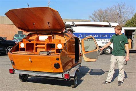 Small Boat Interior Design Ideas Teardrop Camper Fyne Boat Kits