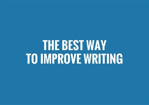 what is the best way to improve writing ap lit help