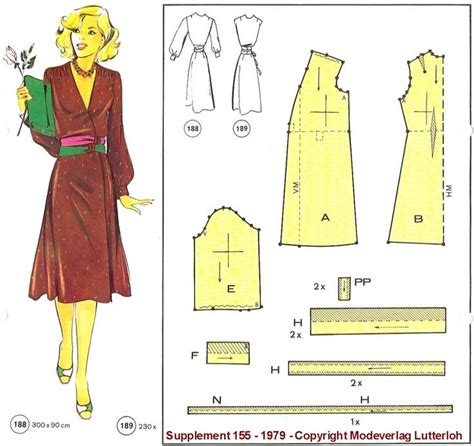 lutterloh golden rule pattern making system 117 best images about zlat 253 střih lutterloh system on