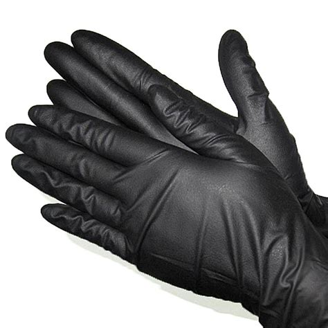 100 pair nitrile latex tattoo mechanic gloves bodyguard