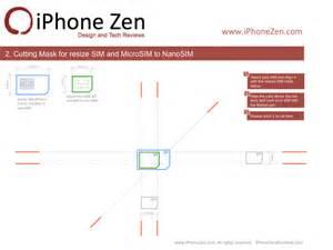 crie o seu cart 227 o nano sim para o novo iphone 5 pplware