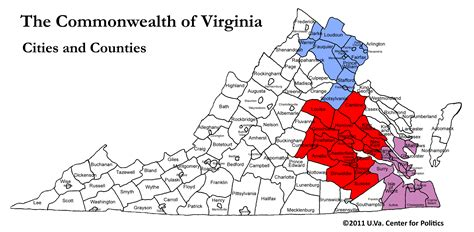 political map of virginia larry j sabato s 187 the geography of power a