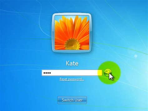 reset windows vista password with reset disk how to reset your windows 7 password without a password