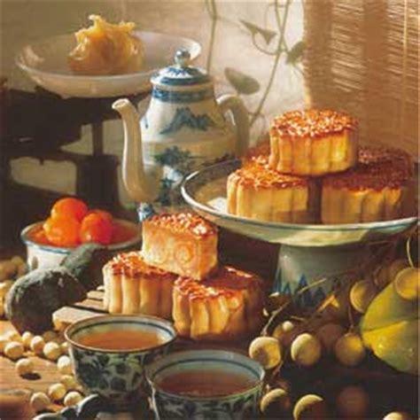zhongwen laoshi perayaan kue bulan