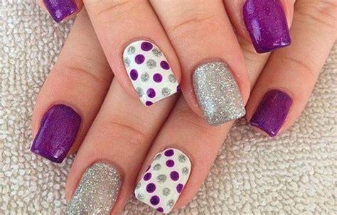 imagenes de uñas pintadas sencillas y bonitas dise 241 os de u 241 as u 241 asdecoradas club