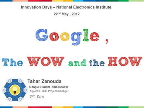 theme google wow google the wow and how