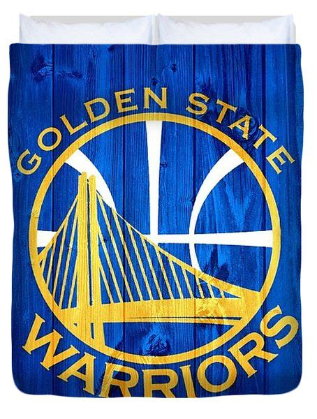 Golden State Warriors Duvet Cover by Golden State Warriors Duvet Covers America