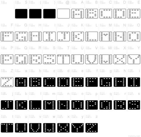 domino pizza font domino flad font