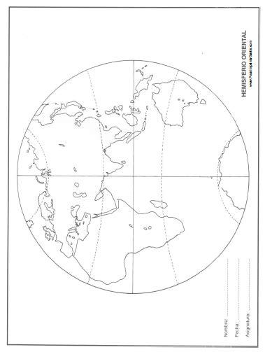 mapa para imprimir gratis paraimprimirgratiscom mapa del hemisferio oriental para imprimir gratis