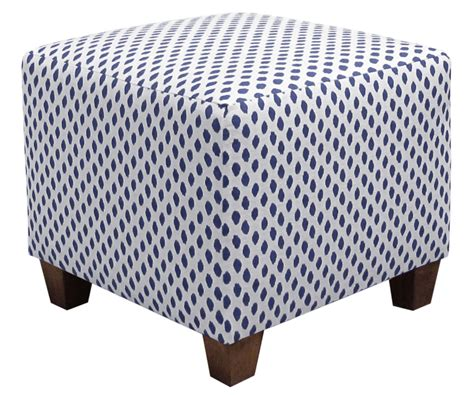 cute ottoman 8 chic blue ottomans for your modern home cute furniture