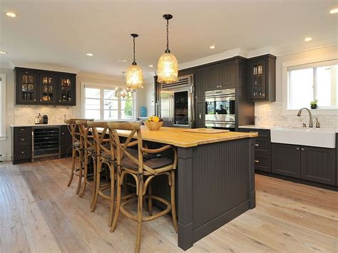 Farmhouse Kitchen Island Lighting Pendant Lighting Island Kitchen Farmhouse With Bar Stool Butcher Block Beeyoutifullife