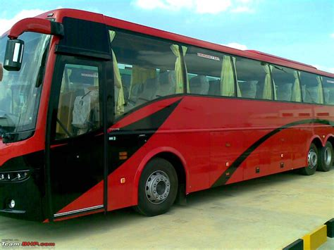 Volvo Sleeper Price In India by Volvo Launches B9r Coach 9400 6x2 24122008010 Jpg