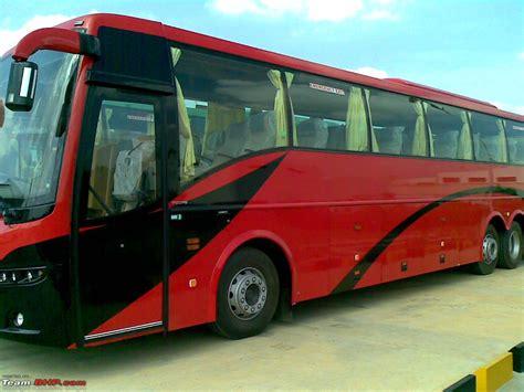 volvo br9 volvo launches b9r coach 9400 6x2 24122008010 jpg