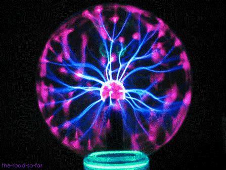Plasma Light Bulb by Plasma L On