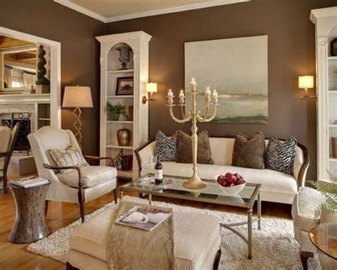 wall pictures living room brown walls with trim chocolate brown by