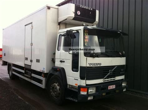 refrigerator body truck   commercial vehicles  pictures page