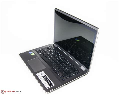 Laptop Acer R14 acer aspire r14 convertible review notebookcheck net reviews
