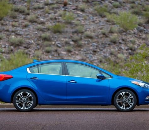 2014 Kia Forte Tire Size Introducing The 2015 Kia Forte Sedan The News Wheel