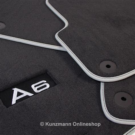 Audi A6 Fu Matten by Original Audi A6 4f Fu 223 Matten Premium Velours A6