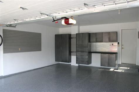 Custom Painted Garage Floors