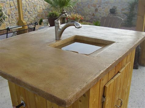 backyard sink pictures for southwest granicrete in las cruces nm 88011