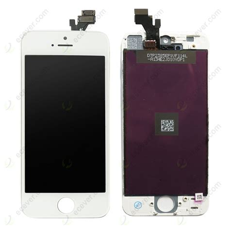Lcd Screen Iphone 5 lcd screen digitizer assembly for iphone 5 white