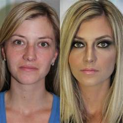 makeup before and after photos you won t believe
