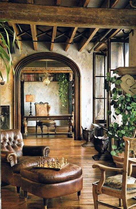 Tuscan Inspired Home Decor by Rustic Interior Designs Addours Com