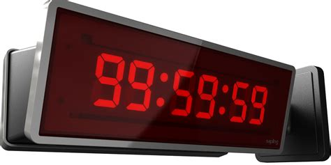 Digital Wall Clocks by Timing Capabilities Of Ip Clocks Sapling Clocks Blog