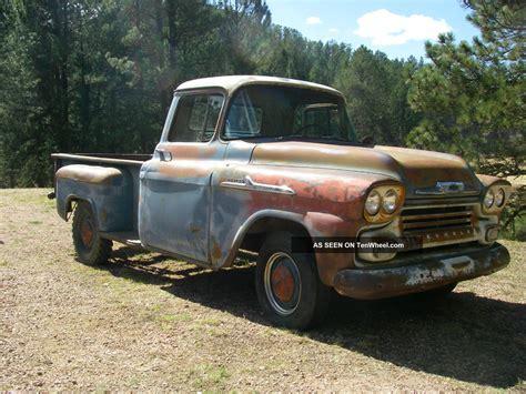 1958 Chevrolet Truck by 1958 Chevrolet