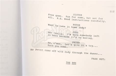 jumanji film script 2nd draft script prop store ultimate movie collectables