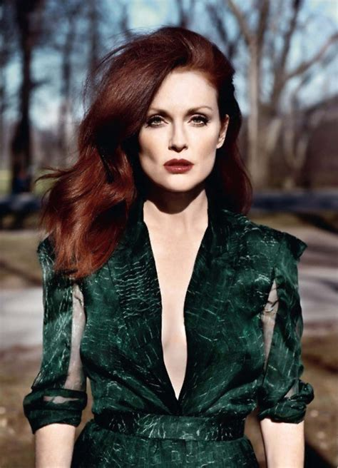 what color is julianne moore s hair dress like the celebs 4 spring summer color trends for