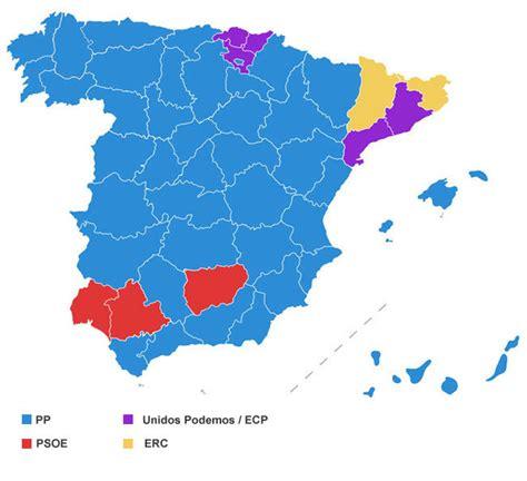 mapaor de elecciones usa 2016 resultados elecciones generales 2016 as 237 queda el mapa
